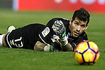 CD Leganes' Iago Herrerin during La Liga match. December 3,2016. (ALTERPHOTOS/Acero)