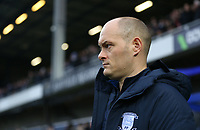 Preston North End manager Alex Neil <br /> <br /> Photographer Rob Newell/CameraSport<br /> <br /> The EFL Sky Bet Championship - Queens Park Rangers v Preston North End - Saturday 19 January 2019 - Loftus Road - London<br /> <br /> World Copyright &copy; 2019 CameraSport. All rights reserved. 43 Linden Ave. Countesthorpe. Leicester. England. LE8 5PG - Tel: +44 (0) 116 277 4147 - admin@camerasport.com - www.camerasport.com