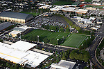 1309-22 3669<br /> <br /> 1309-22 BYU Campus Aerials<br /> <br /> Brigham Young University Campus, Provo, <br /> <br /> Student Athlete Building SAB, Richards Building Fields RBF, BYU Football<br /> <br /> September 6, 2013<br /> <br /> Photo by Jaren Wilkey/BYU<br /> <br /> &copy; BYU PHOTO 2013<br /> All Rights Reserved<br /> photo@byu.edu  (801)422-7322