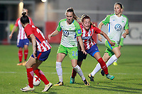 VfL Wolfsburg's Carolina Graham Hansen during UEFA Womens Champions League 2017/2018, 1/16 Final, 1st match. October 4,2017. (ALTERPHOTOS/Acero) /NortePhoto.com /NortePhoto.com