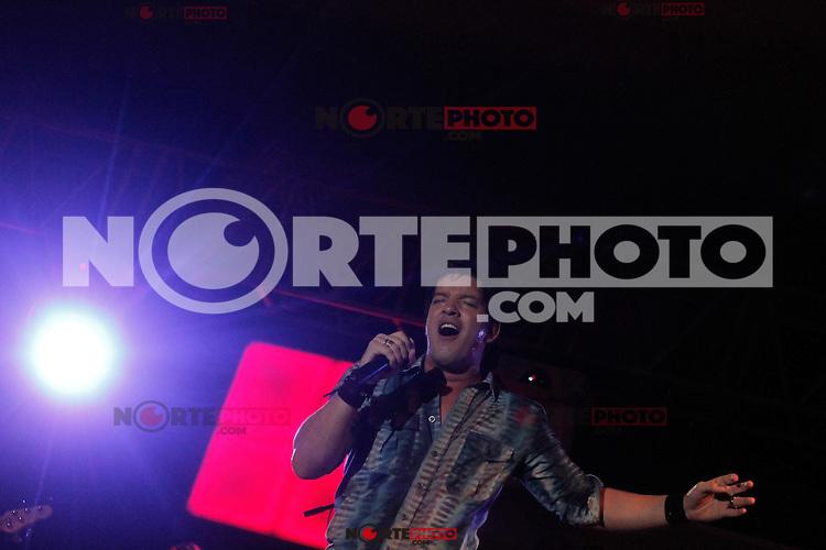 Yahir en el concierto &ldquo;Para T&iacute; con Amor&uml;  de la estacion de Radio Amor 92.3. 04.OCT.2012. hermosillo Sonora.<br /> (&copy;Luis Gutierrez/NortePhoto)