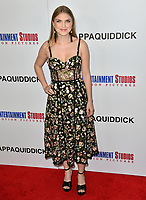 Christina Burdette at the premiere for &quot;Chappaquiddick&quot; at the Samuel Goldwyn Theatre, Los Angeles, USA 28 March 2018<br /> Picture: Paul Smith/Featureflash/SilverHub 0208 004 5359 sales@silverhubmedia.com