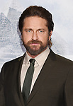 HOLLYWOOD, CA - OCTOBER 16: Actor Gerard Butler attends the premiere of Warner Bros. Pictures' 'Geostorm' at the TCL Chinese Theatre on October 16, 2017 in Hollywood, California.
