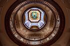 April 29, 2020; Main Building rotunda (Photo by Matt Cashore/University of Notre Dame)