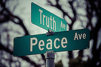 Truth and Peace