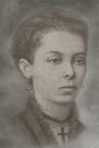 Salomé Ureña de Henríquez (1850-1897). Madre de Francisco Noel.