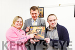 Claire Spillane, Mayor John Sheahan and Anthony Jones launching the Kerry Parents and Friends in association with  Kerry ETB and Killarney Community College Senses Photo Exhibition in Killarney Library on Tuesday