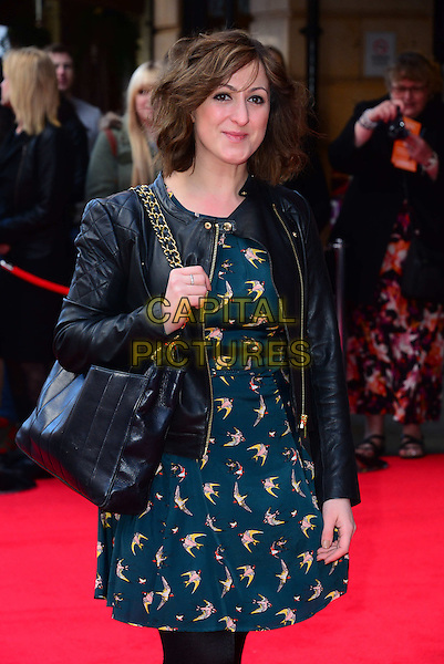 LONDON, ENGLAND - FEBRUARY 2:  Natalie Cassidy attends Mr Peabody And Sherman 3D VIP gala screening at Vue West End (Leicester Square), 3 Cranbourn Street, on February 2, 2014, in London, England.  <br /> CAP/JOR<br /> &copy;Nils Jorgensen/Capital Pictures