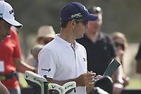 Fabrizio Zanotti (PAR) during the third round of the Omega Dubai Desert Classic, Emirates Golf Club, Dubai, UAE. 26/01/2019<br /> Picture: Golffile | Phil Inglis<br /> <br /> <br /> All photo usage must carry mandatory copyright credit (© Golffile | Phil Inglis)