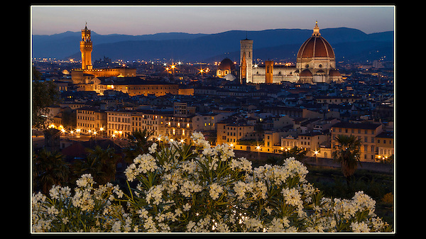 Italy, Florence.  Location Scout. <br />