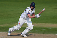 Picture by Alex Whitehead/SWpix.com - 21/04/2018 - Cricket - Specsavers County Championship Div One - Yorkshire v Nottinghamshire, Day 2 - Emerald Headingley Stadium, Leeds, England - Yorkshire's Jack Leaning bats.
