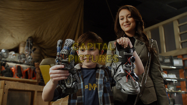 Spy Kids: All the Time in the World in 4D (2011) <br /> Mason Cook, Alexa PenaVega <br /> *Filmstill - Editorial Use Only*<br /> CAP/KFS<br /> Image supplied by Capital Pictures