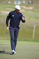 Richard Green (AUS) during Round Two of the 2015 Nordea Masters at the PGA Sweden National, Bara, Malmo, Sweden. 05/06/2015. Picture David Lloyd | www.golffile.ie