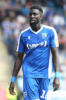 Ousseynou Cisse scorer of Gillingham's opening goal during Gillingham vs Burton Albion, Sky Bet EFL League 1 Football at The Medway Priestfield Stadium on 10th August 2019