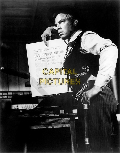 LEE MARVIN.in The Man Who Shot Liberty Valance.Filmstill - Editorial Use Only.Ref: FB.www.capitalpictures.com.sales@capitalpictures.com.Supplied By Capital Pictures.