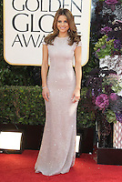 BEVERLY HILLS, CA - JANUARY 13: Maria Menounos at the 70th Annual Golden Globe Awards at the Beverly Hills Hilton Hotel in Beverly Hills, California. January 13, 2013. Credit: mpi29/MediaPunch Inc. /NortePhoto