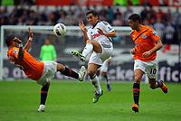 2012 04 06 Premiership, Swansea City v Newcastle United, Liberty Stadium, South Wales, UK.