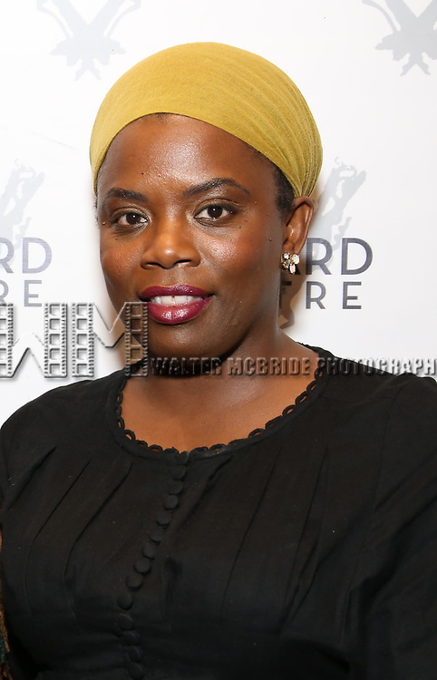 "Antoinette Nwandu during the Opening Night Celebration for ""Good Grief"" at the Vineyard Theatre on October 28, 2018 in New York City."