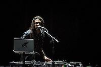 """Portugal, Porto, 06/08/2014 - Show da banda brasileira """"O Rappa"""", apresentam o mais recente trabalho """"Nunca Tem Fim"""" em Portugal na Casa da Música. (Foto: Pedro Lopes / Brazil Photo Press)"""