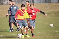 19.03.2015: Eintracht Frankfurt Training