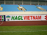 Branding and Pre-match activities prior to the AFF Suzuki Cup 2008 Semi-finals - 1st leg match between Vietnam and Singapore at My Dinh National Stadium on 16 December 2008, in Hanoi, Vietnam. Photo by Stringer / Lagardere Sports