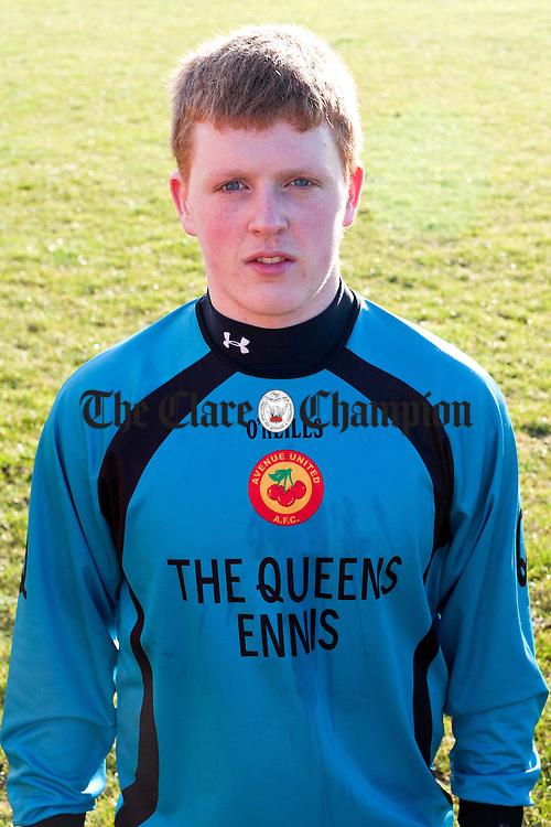 Avenue Utd Munster Youths Cup team 2012.Pic Arthur Ellis