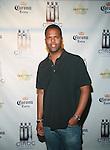 TV Personality AJ Calloway  Attends New York Knicks' Carmelo Anthony's Birthday Celebration at Greenhouse, NY  5/26/11