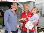 Marie, Catherine and Kate Culhane pictured at the Fair on the green in Duleek. Photo: www.pressphotos.ie