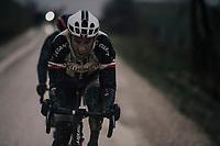 Laurens ten Dam (NED/Sunweb)<br /> <br /> 12th Strade Bianche 2018<br /> Siena &gt; Siena: 184km (ITALY)