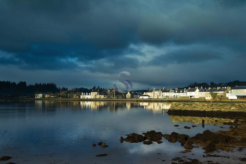 Lochgilphead and Loch Gilp, Argyll & Bute