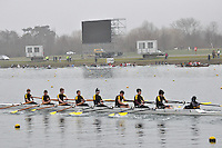 020 HamptonSchBC J14A.8x+..Marlow Regatta Committee Thames Valley Trial Head. 1900m at Dorney Lake/Eton College Rowing Centre, Dorney, Buckinghamshire. Sunday 29 January 2012. Run over three divisions.