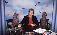 William Wegman & Weimaraners 1994 by <br />