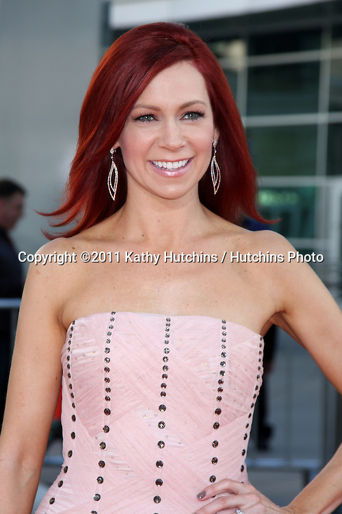 LOS ANGELES - JUN 21:  Carrie Preston arriving at the True Blood Season 4 Premiere at ArcLight Theater on June 21, 2011 in Los Angeles, CA
