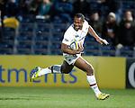 070214 Worcester v Leicester Tigers