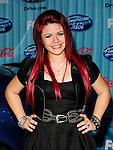 Allison Iraheta at the American Idol Top 12 Party at AREA on March 5, 2009 in Los Angeles, California...Photo by Chris Walter/Photofeatures.