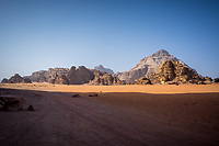 Wadi Rum and Moon Valley