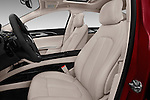 Front seat view of 2016 Lincoln MKZ - 4 Door Sedan Front Seat  car photos