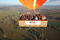 20150428 April 28 Hot Air Balloon Gold Coast