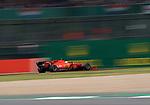 13.07.2019, Silverstone Circuit, Silverstone, FORMULA 1 ROLEX BRITISH GRAND PRIX 2019<br /> , im Bild<br />Sebastian Vettel (GER#5), Scuderia Ferrari Mission Winnow<br /> <br /> Foto © nordphoto / Bratic