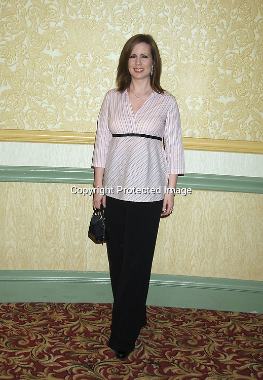 Martha Byrne ..at The New York Women in Film and Televison 25th Annual ..Muse Awards Luncheon on December 13, 2005 at The New York Hilton Hotel. ..Photo by Robin Platzer, Twin Images