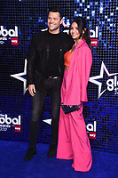 Mark Wright and Michelle Keegan<br /> arriving for the Global Awards 2020 at the Eventim Apollo Hammersmith, London.<br /> <br /> ©Ash Knotek  D3559 05/03/2020