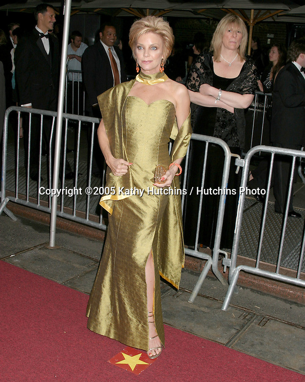 Judith Chapman.32nd Annual Daytime Emmys.Radio City Music Hall.New York City, NY.May 20, 2005.©2005 Kathy Hutchins / Hutchins Photo...