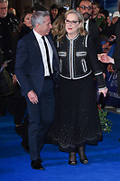 "Meryl Streep<br /> arriving for the ""Mary Poppins Returns"" premiere at the Royal Albert Hall, London<br /> <br /> ©Ash Knotek  D3467  12/12/2018"