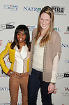 LOS ANGELES {CA} - JANUARY 12: Gabby Douglas and Missy Franklin attend the Gold Meets Gold Event, held at the Equinox Sports Club Flagship West Los Angeles location on Saturday, January 12, 2013 in Los Angeles, California.