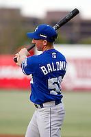 Geoff Baldwin - AZL Royals (2009 Arizona League).Photo by:  Bill Mitchell/Four Seam Images..