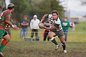 T. Tutuila. Counties Manukau Premier 1 McNamara Cup round 2 rugby game between Manurewa & Waiuku played at Mountfort Park, Manurewa on the 30th of June 2007. Manurewa led 19 - 3 at halftime and went on to win 31 - 3.