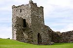 Llansteffan Castle Wales 2014