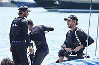 Pierre Casiraghi During the 36th Copa del Rey Mapfre Sailing Cup