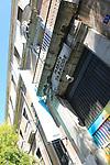 Fabrica de Tabacos factory building, Madrid city centre, Spain