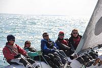 EDHEC Sailing Cup 2014 - Les Sables d'Olonne, France